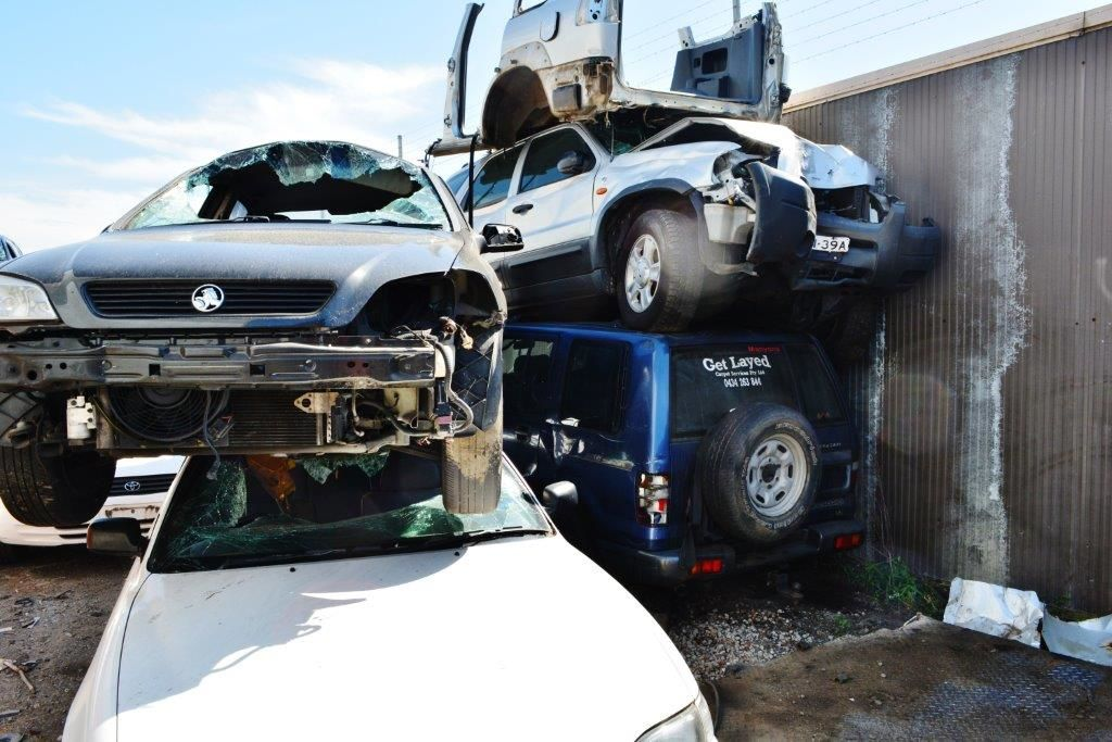 Scrap car removals caboolture